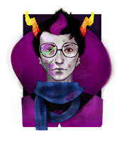 Homestuck: E EQUALS MC-DEATH by Tagouh