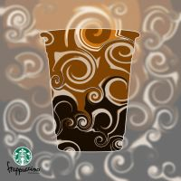 Starbucks Frappuccino 002 by NaughtyRabbitH