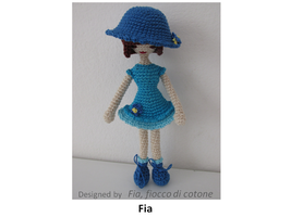 Fia fiocco by cottonflake