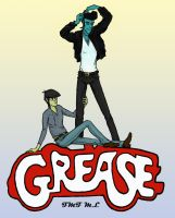 Grease Is The Word by NiccalsNightstalker