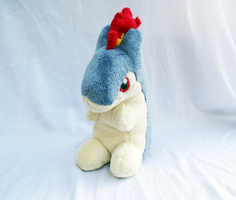 Quilava Pokedoll by xSystem