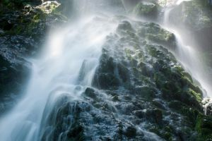 The Boyana Waterfall by Go6opower