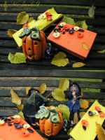 This is Halloween - secret box giveaway by Michaela9