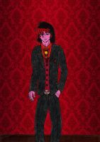 Wolf Among Us OC : Obeyana - Fabletown Ladiesman by crescentwolf01