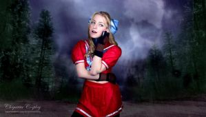 Karin Kanzuki - Street Fighter by chiquitita-cosplay