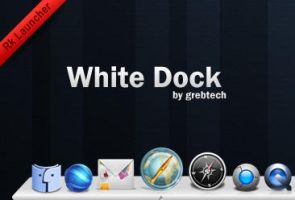 White Dock by grebtech