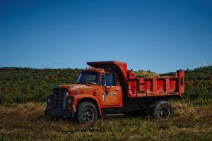 This Truck is Red by b-a88