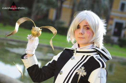 Allen first uniform by Giuly-Chan