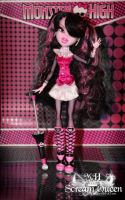Bratz Draculaura by KittRen