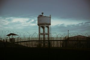 Water Tower by baby-drummer23