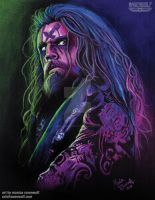 Rob Zombie by The-Art-of-Ravenwolf