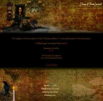 House of Ghosts Journal by Filmchild