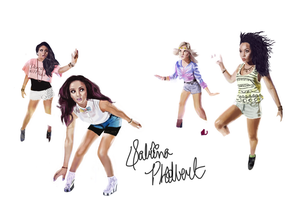 Little Mix WIP by sphili