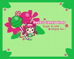 Sweet lollipop by Aerin35