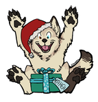 $3 Christmas Critters by Mongrelistic