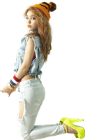 Ailee PNG Render by classicluv