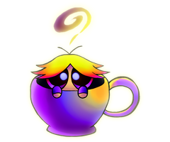 Booming Teacup by MudSaw