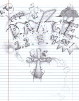 Do the D.A.N.C.E +Justice+ by kevinandre91