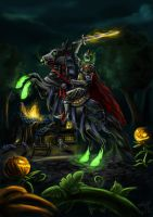 Headless horseman by x-Celebril-x
