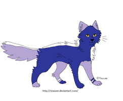 Lilac cat form by TheIndianaCrew