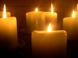 Candles by LittleNjo