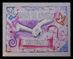 War Is Over: If You Want It by marikob-k