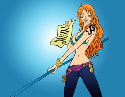 Nami OP 633 by Akaris31