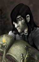 The Solitude of Severus by Buuya