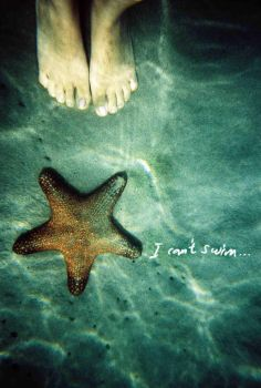 Dilemma Of A Starfish by lomocotion