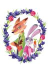 Judy and Nick by spicysteweddemon
