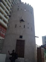 watch tower by Toash