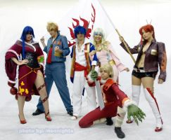 TTGL group by luna-ishtarcosplay