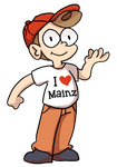 Mainzel Tour mascott by isywood
