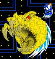 Resident PACMAN by Alphares