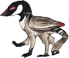 [Adoptable] Canada Griffgoose [Closed] by 0Abarai0