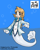 Selkie (Dewgong) Misty Colored (for TFed-artist)