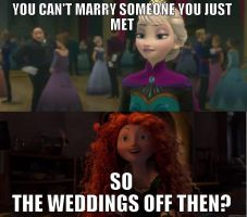 You can't marry someone you just met by Fantasygerard2000