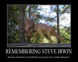 Remembering Steve by thehunterofsouls