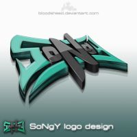 SoNgY logo by JusticeDesigns