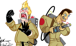 TRS Ghostbusters2 by BReibeling