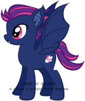 Storm Fly Pony Adopt - CLOSED by Astanine