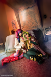 Ao no Exorcist - Mephisto and Amaimon by KiaraBerry