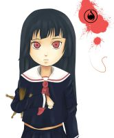 Enma Ai by yafurie