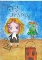 Lenore Christmas card 1 by Dark--chan