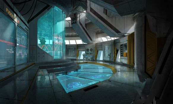 Prowler Research Facility by 2buiArt