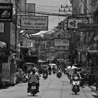 Signs On Soi 17 by David-Will