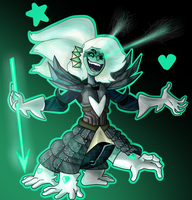 Noxious Heroine by MisterYoshiandwatch