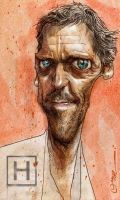 Dr Gregory House by solitarium