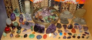 My Gem Stones Collection by Wilhelmine