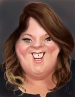 Melissa McCarthy by StudioCandia